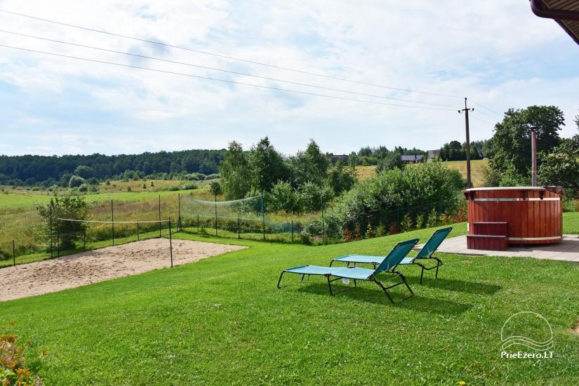 Villas and sauna for rent in Trakai region - Villa Trakai - 23