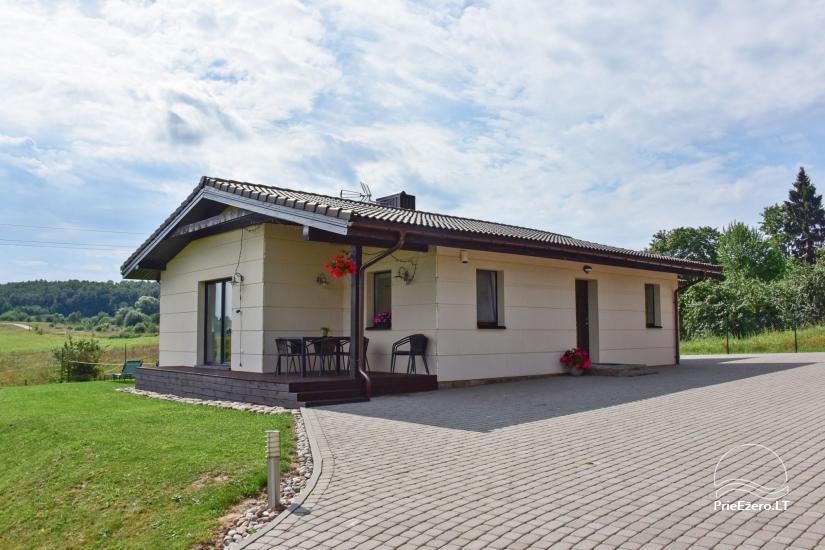 Villas and sauna for rent in Trakai region - Villa Trakai - 20