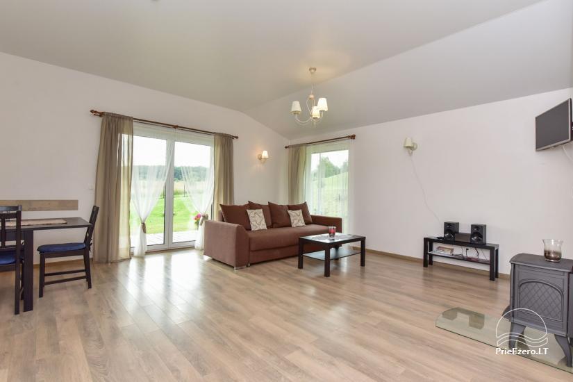 Villas and sauna for rent in Trakai region - Villa Trakai - 8