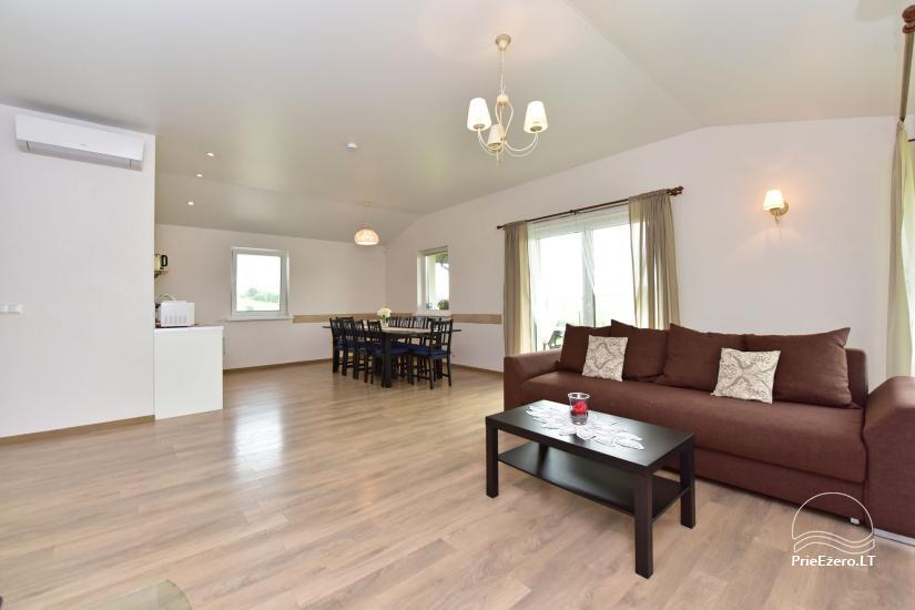 Villas and sauna for rent in Trakai region - Villa Trakai - 9