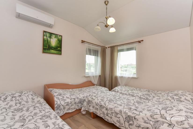 Villas and sauna for rent in Trakai region - Villa Trakai - 16