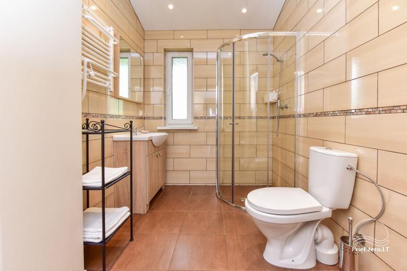 Villas and sauna for rent in Trakai region - Villa Trakai - 17