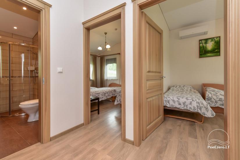 Villas and sauna for rent in Trakai region - Villa Trakai - 14