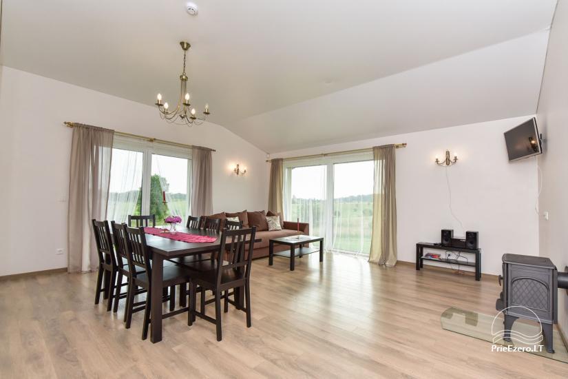 Villas and sauna for rent in Trakai region - Villa Trakai - 24