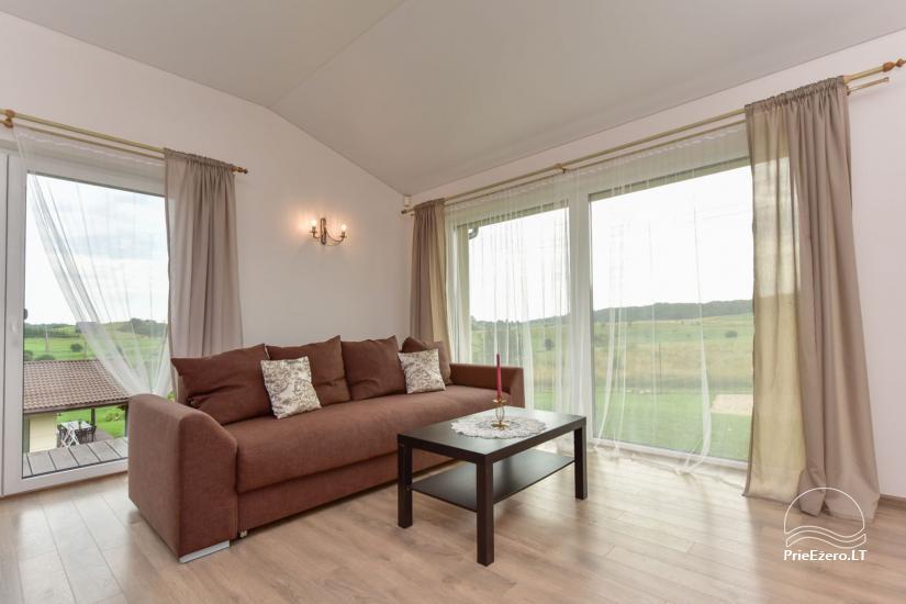 Villas and sauna for rent in Trakai region - Villa Trakai - 27