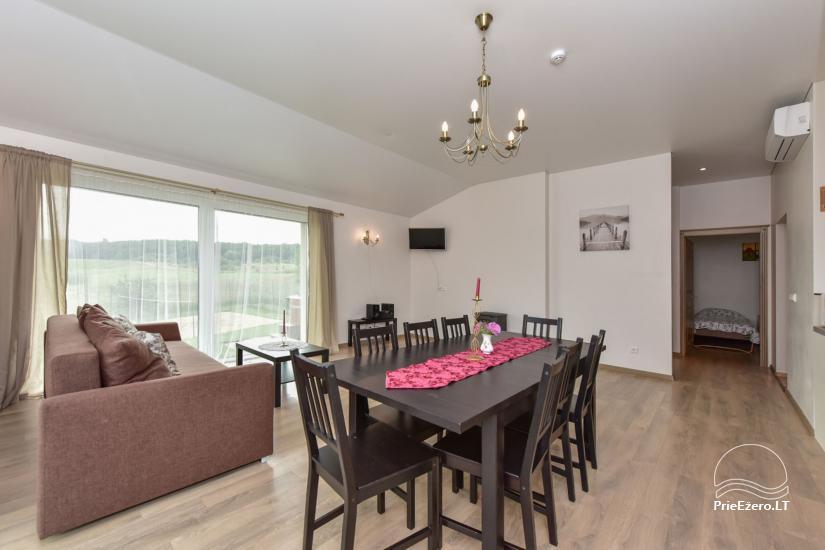 Villas and sauna for rent in Trakai region - Villa Trakai - 25