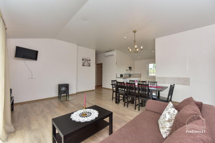 Villas and sauna for rent in Trakai region - Villa Trakai - 28