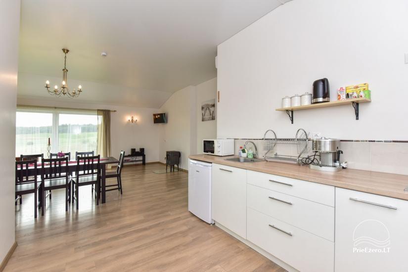 Villas and sauna for rent in Trakai region - Villa Trakai - 29