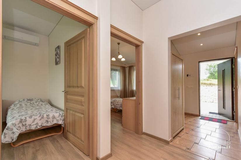 Villas and sauna for rent in Trakai region - Villa Trakai - 31