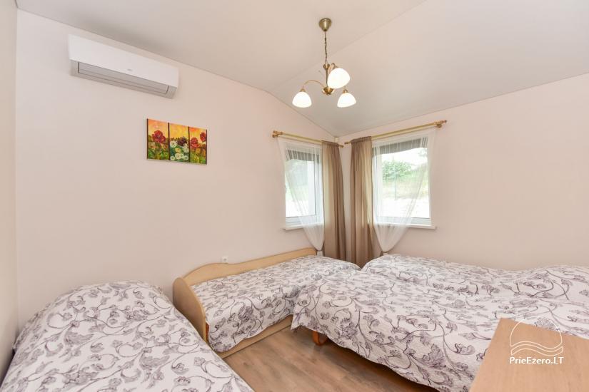Villas and sauna for rent in Trakai region - Villa Trakai - 34