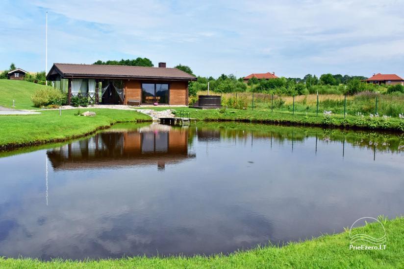 Villas and sauna for rent in Trakai region - Villa Trakai - 36