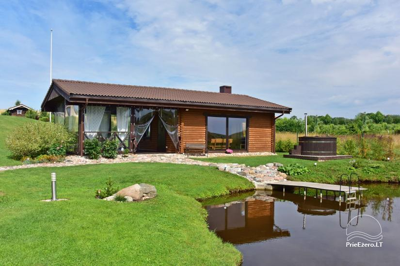 Villas and sauna for rent in Trakai region - Villa Trakai - 38
