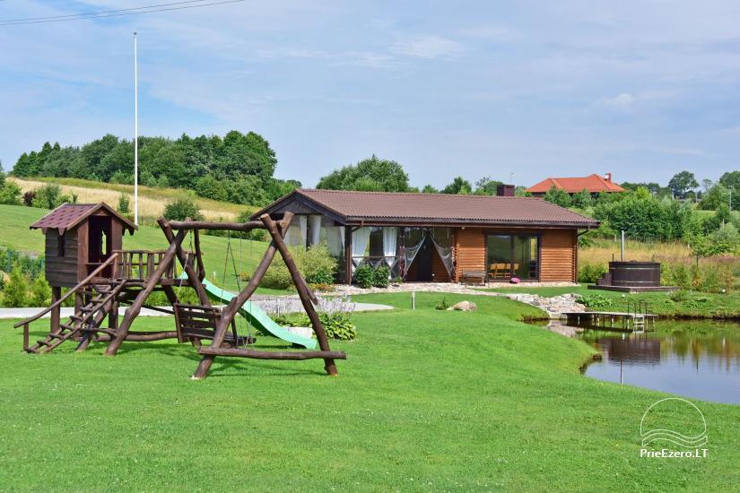Villas and sauna for rent in Trakai region - Villa Trakai - 37