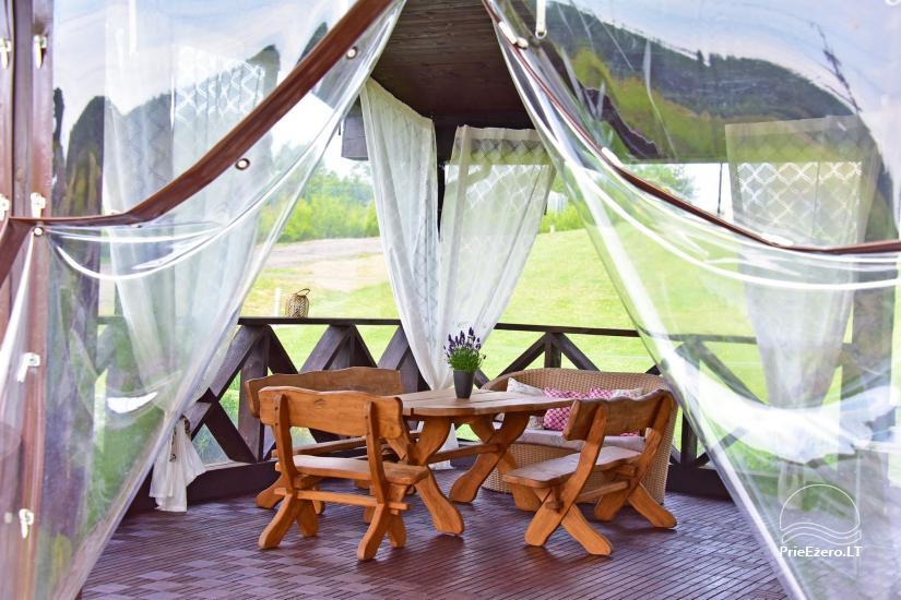 Villas and sauna for rent in Trakai region - Villa Trakai - 39