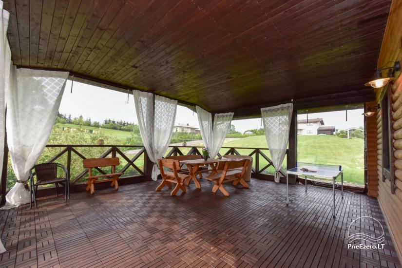 Villas and sauna for rent in Trakai region - Villa Trakai - 40