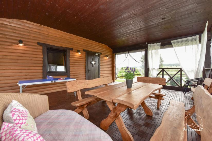 Villas and sauna for rent in Trakai region - Villa Trakai - 42