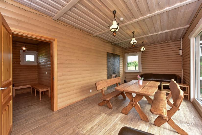 Villas and sauna for rent in Trakai region - Villa Trakai - 43
