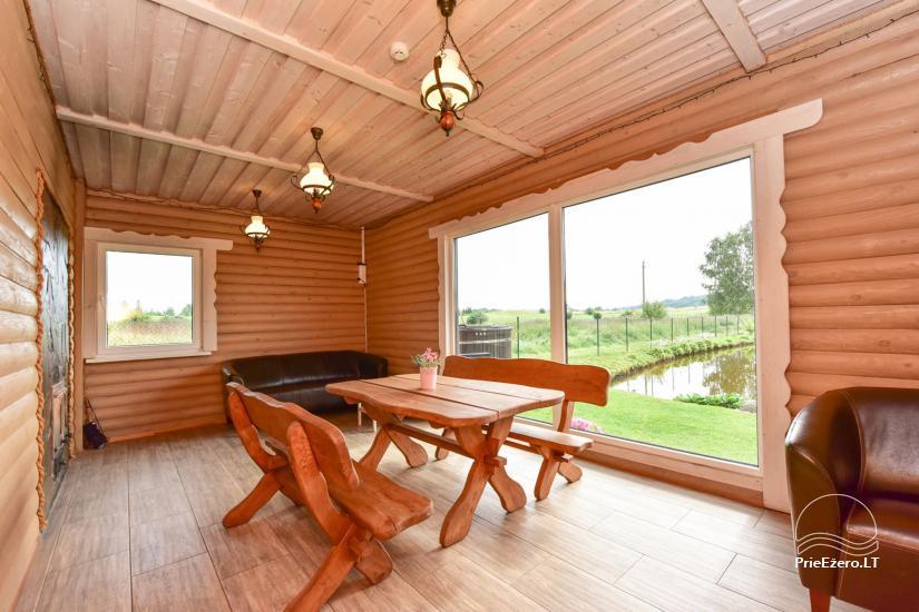 Villas and sauna for rent in Trakai region - Villa Trakai - 44