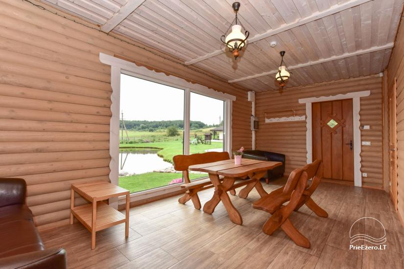 Villas and sauna for rent in Trakai region - Villa Trakai - 45
