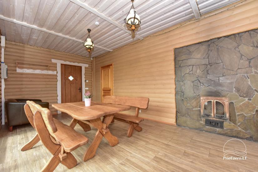 Villas and sauna for rent in Trakai region - Villa Trakai - 46