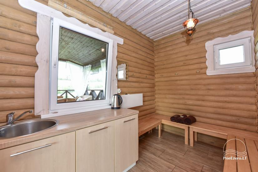 Villas and sauna for rent in Trakai region - Villa Trakai - 47