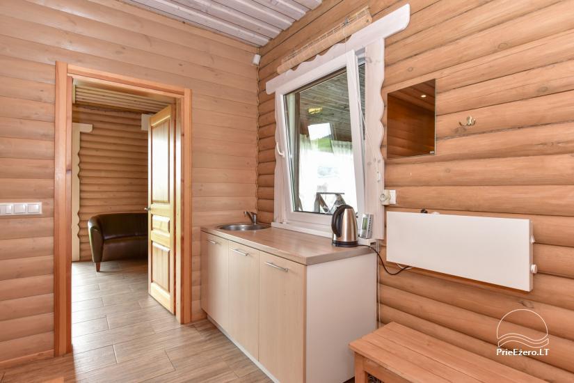 Villas and sauna for rent in Trakai region - Villa Trakai - 48