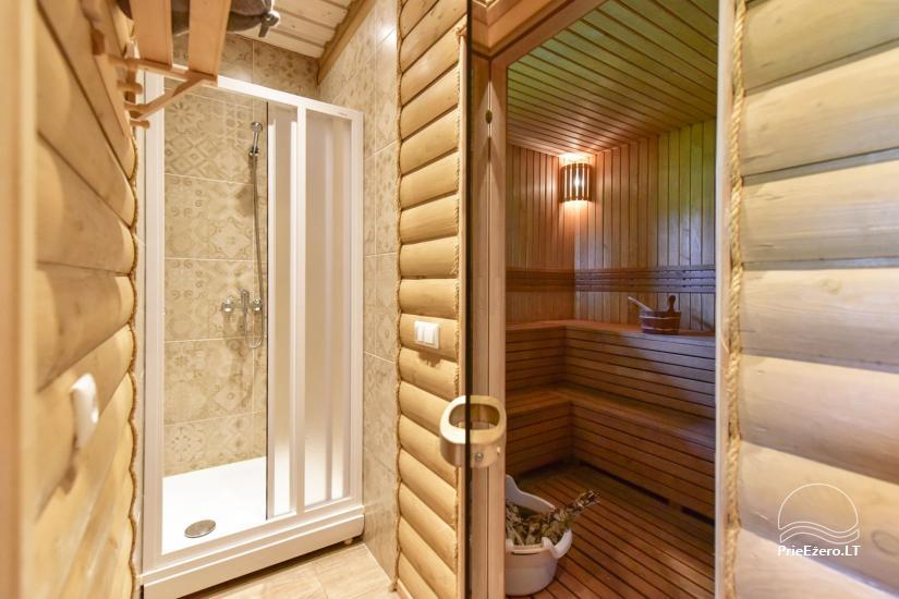 Villas and sauna for rent in Trakai region - Villa Trakai - 49