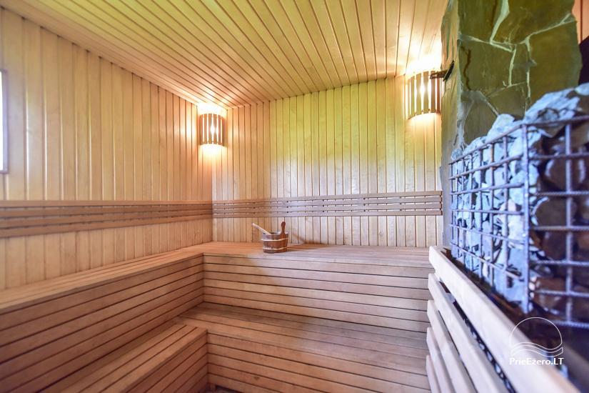 Villas and sauna for rent in Trakai region - Villa Trakai - 50