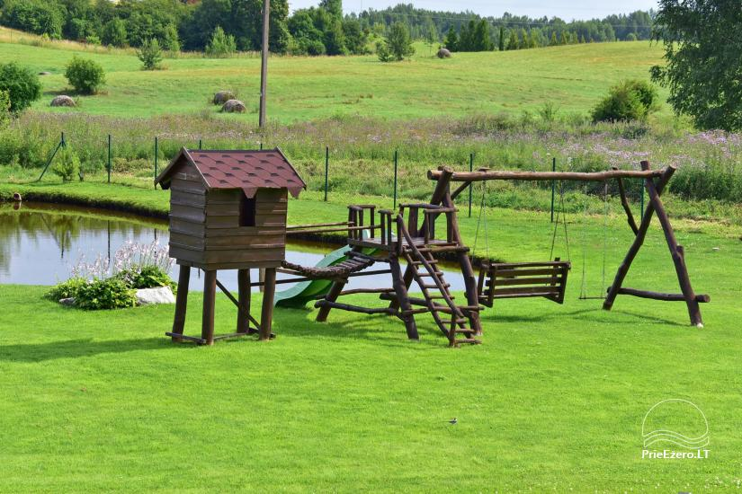 Villas and sauna for rent in Trakai region - Villa Trakai - 53