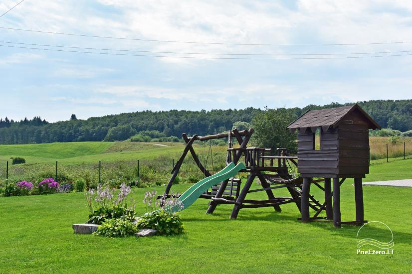 Villas and sauna for rent in Trakai region - Villa Trakai - 54