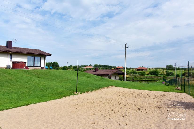 Villas and sauna for rent in Trakai region - Villa Trakai - 56
