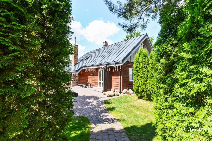 Bathhouse with swimming pool and hot tub 18 km from Kaunas old town - 2
