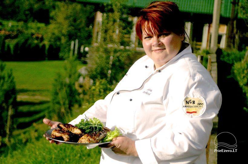 Countryside homstead Trakai - 22
