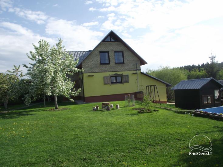 Urlaub in Trakai - Landhaus - 1