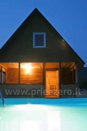 Urlaub in Trakai - Landhaus - 8