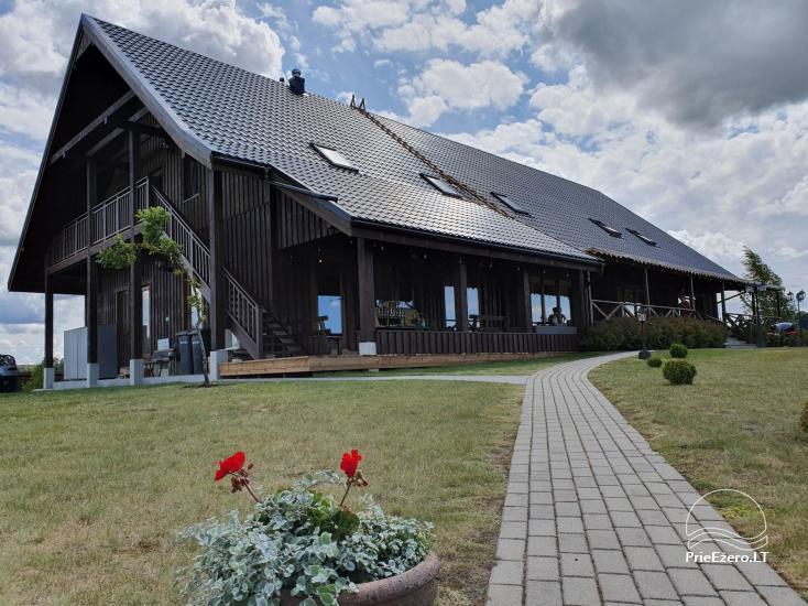 Land Gehöft Grapeldvaris: Badehaus, Festsaal, 70 Betten - 1