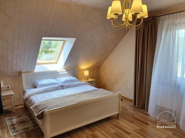Wieś zagroda Grapeldvaris: łaźnia, sala, 70 łóżek - 14