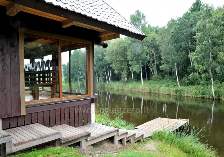 Land Gehöft Grapeldvaris: Badehaus, Festsaal, 70 Betten - 5