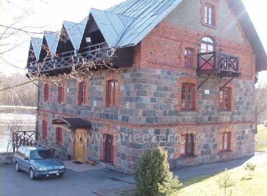 Ресторан - мельница «Stulpino malūnas» - 2