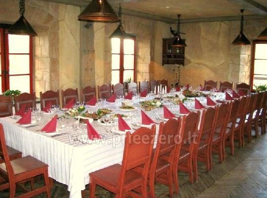 Restaurant - mill Stulpino malūnas - 13