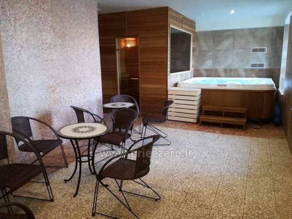 Гостиница Bistrampolio dvaras в Панявежском районе - 5
