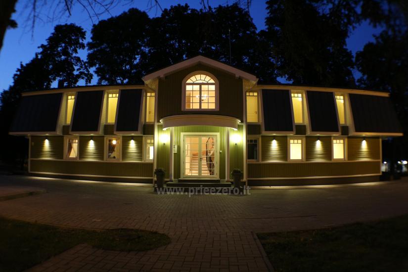 Gästehaus in Birstonas Villa Klasika - 6