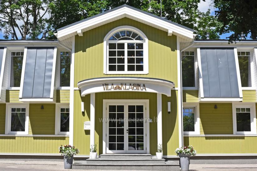 Gästehaus in Birstonas Villa Klasika - 3