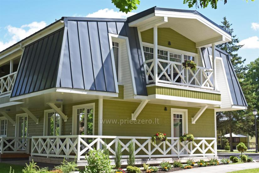 Guest house in Birstonas Villa Klasika - 25