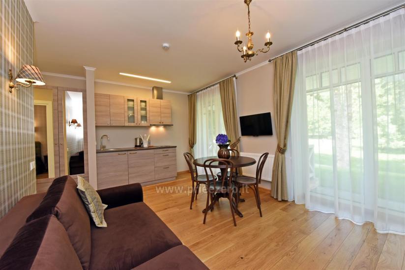 Guest house in Birstonas Villa Klasika - 40