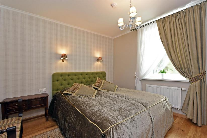 Guest house in Birstonas Villa Klasika - 41