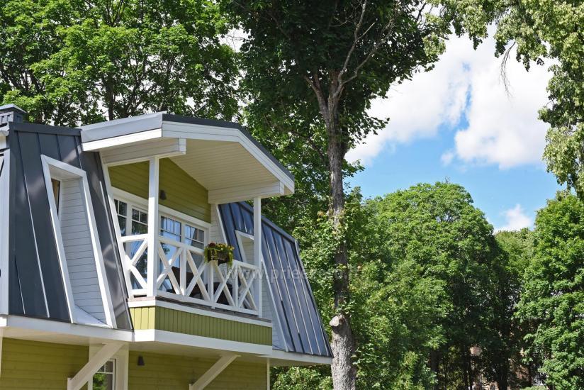 Guest house in Birstonas Villa Klasika - 27