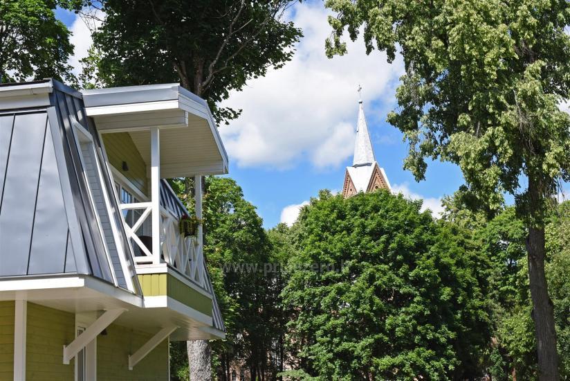 Guest house in Birstonas Villa Klasika - 26
