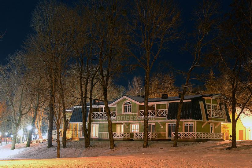 Guest house in Birstonas Villa Klasika - 31