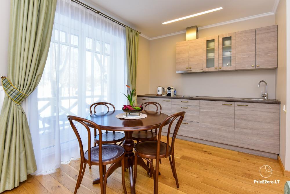 Guest house in Birstonas Villa Klasika - 10